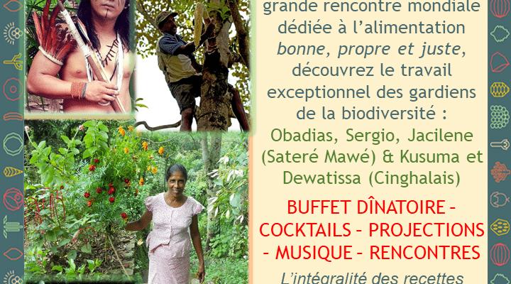 Affiche_17 septembre_Soirée Cocktail Dinatoire