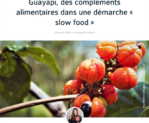 Culture Nutrition Guayapi